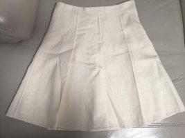 Burberry Wool Skirt cream