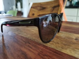 Burberry Gafas de sol redondas color plata-violeta amarronado