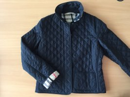 Original Burberry Steppjacke 38 schwarz