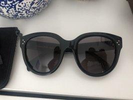 Celine Ronde zonnebril zwart