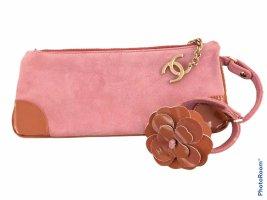 Chanel Bolso de mano rosa claro