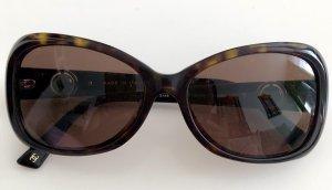 Chanel Glasses black-bronze-colored