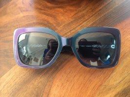 Chanel Occhiale da sole blu