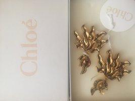 Chloé Oorclips veelkleurig