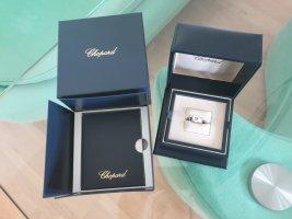 Original Chopard Happy Diamonds Heart / Herz Ring 18 kt Weißgold
