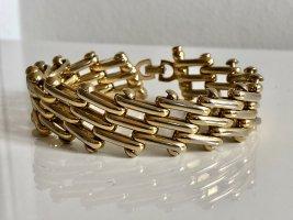 Dior Brazalete de oro color oro