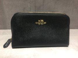 Coach Mini sac noir cuir