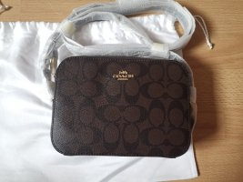 Coach Handbag dark brown