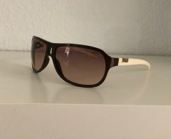 Dolce & Gabanna Pilotenbril donkerbruin-licht beige