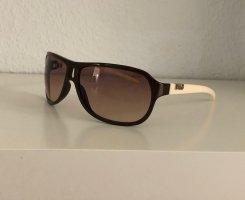 Dolce & Gabanna Aviator Glasses dark brown-oatmeal