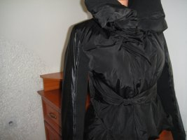 Style Down Jacket black polyester