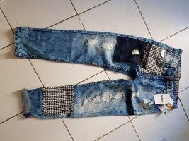 Original Desigual Hose Jeanshose neu mit Etikett W26