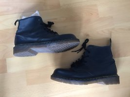 Original DOC Martens Boot Stiefel blau Gr. 38