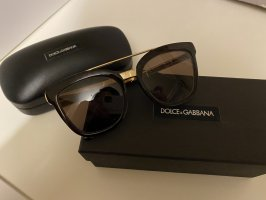 Dolce & Gabbana Kwadratowe okulary przeciwsłoneczne Wielokolorowy