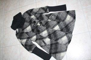 Easy Comfort Cappotto in lana multicolore Lana
