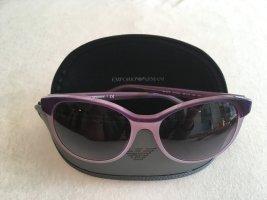 Emporio Armani Gafas de sol malva-lila