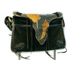 Original Francesco Biasia Tasche Handtasche Umhängetasche Shopper Braun beige Leder Neu 400€ Damen
