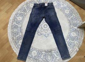 7/8 Length Jeans dark blue