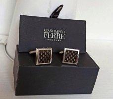 Gianfranco Ferré Charm light grey-black mixture fibre