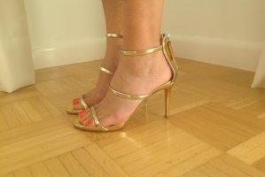 Original Giuseppe Zanotti Designer Sandalen /Pumps Schuhe Größe 37