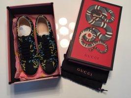 Gucci Sneaker stringata nero Pelle