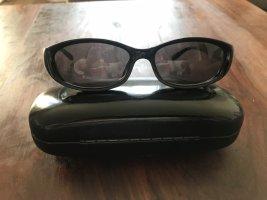 Original GUCCI Damen Sonnenbrille in schwarz