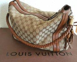 Original Gucci Gucissima Bella bamboo Hobo Bag Tasche