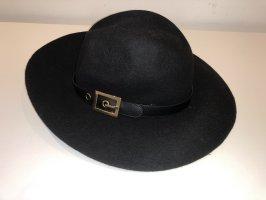 Gucci Zachte hoed zwart-goud