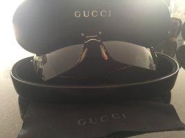 Gucci Lunettes retro noir