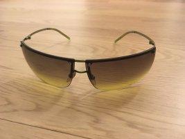 Gucci Occhiale da sole verde prato