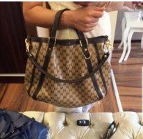 Gucci Crossbody bag bronze-colored