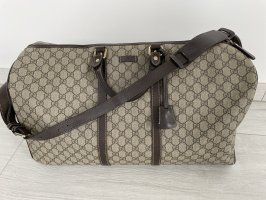 Gucci Weekender Bag light brown-brown