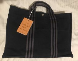 Original Hermès Paris Fourre Tout MM Tasche Tote Canvas