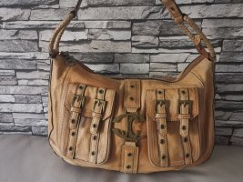 Original Just Cavalli Roberto Cavalli Echt Leder Vintage Tasche
