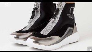 Karl Lagerfeld Slip-on Sneakers black