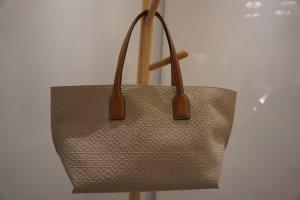 Original Loewe Tasche Shopper in beige