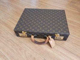 Original Louis Vuitton Aktenkoffer alt (Mitte der 80er Jahre)