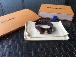 Original Louis Vuitton Armband in Amarante m. OVP/Rechnung/Beutel