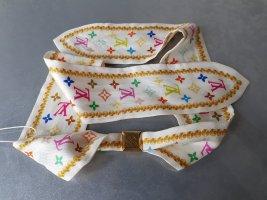 Original Louis Vuitton Bandeau Seidentuch mit Tuchhalter Rechnung