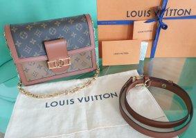 Original Louis Vuitton Handtasche Dauphine, FULLSET!