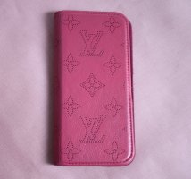 Original Louis Vuitton Monogram IPhone 6 7 8 Case Etui Handy Rosa wie neu