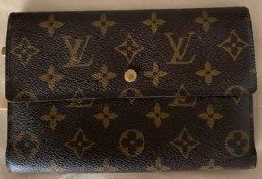 Louis Vuitton Portefeuille brun-brun foncé