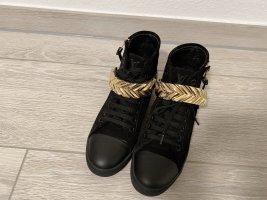 Louis Vuitton Basket montante noir