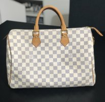 Louis Vuitton Bowling Bag beige-cream