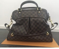 Original Louis Vuitton Trevi GM Handtasche instyle