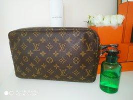 Louis Vuitton Borsa clutch marrone chiaro-marrone scuro