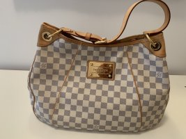 Original Louisvuitton Tasche Galliere PM Damier Azur