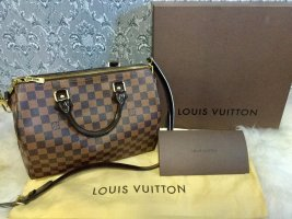 Original LV Louis Vuitton  SPEEDY 30 MIT SCHULTERRIEMEN