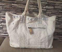 Marc Jacobs Shopper white cotton