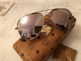 Original MCM Piloten Sonnenbrille Rosé verspiegelt 329€